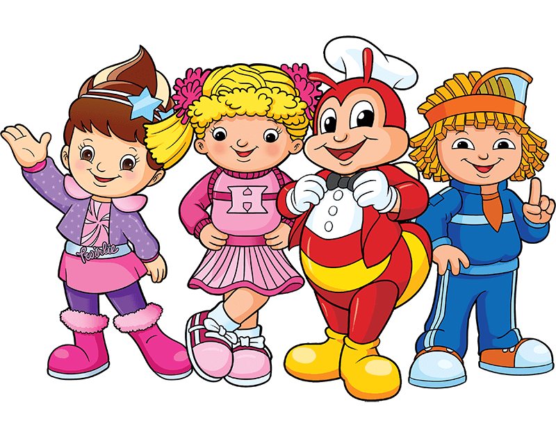 Jollibee kid club