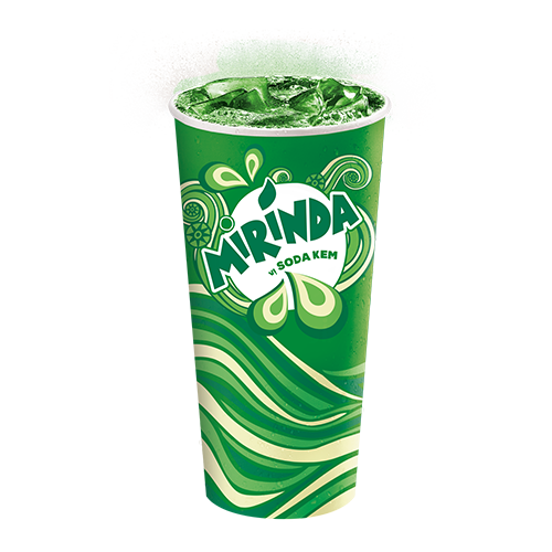 Regular Mirinda Soda  - 330ml