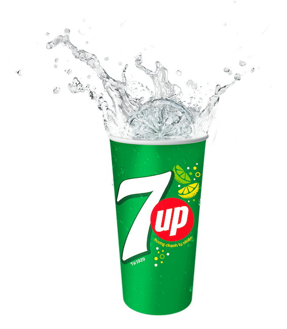 Regular 7UP - 330ml
